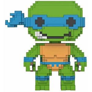 Funko Pop - 8-Bit - Turles - Leonardo - 04