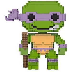 Funko Pop - 8-Bit - Turles- Donatello - 05
