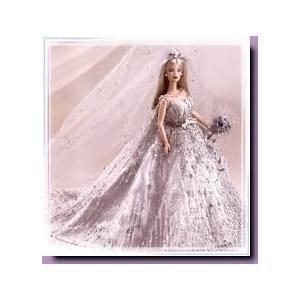 MATTEL 24505 BARBIE MILLENNIUM BRIDE