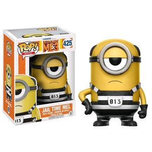 Funko Pop - Movies - Despicable me 3 - Jail Time Mel - 425
