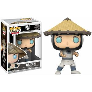 Funko Pop - Games . Mortal Kombat X - Raiden - 254