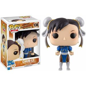 Funko Pop Games - Street Fighter - Chun-Li - 136
