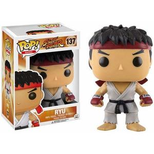 Funko Pop - Games - Street Fighter - Ryu - 138