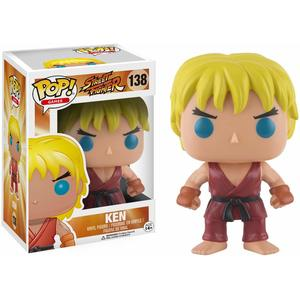 Funko Pop - Games - Street Fighter - Ken - 1655