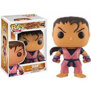 Funko Pop - Games - Street Fighter - Dan - 142