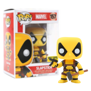 Funko Pop - Marvel - Comics . Slapstick - 1576