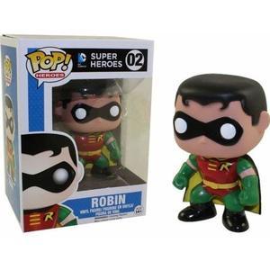 Funko Pop - Heroes - Super Heroes - Comics - Robin - 02