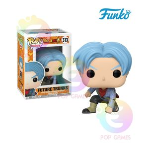 Funko Pop - Animation - Dragon Ball Super - Future Trunks - 313