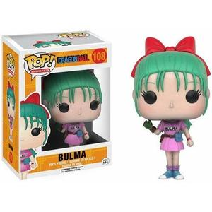 Funko Pop - Animation - Dragon Ball - Bulma - 108