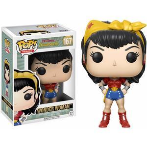 Funko Pop - Heroes - Comics - Wonder Woman - 167