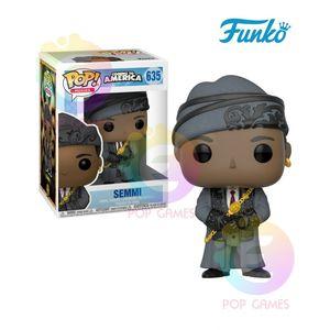 Funko Pop - Movies - Coming To America - Semmi - 575