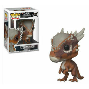 Funko Pop - Movies - Jurassic World - Stygimoloch - 587