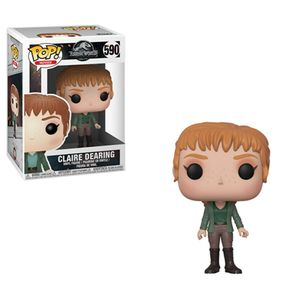 Funko Pop - Movies - Jurassic World - Claire Dearing - 590