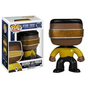 Funko Pop - Television - Star Trek the next Generation - Geordi la Forge - 4905
