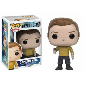 Funko Pop - Movies - Star Trek Beyono - Captain Kirk - 347