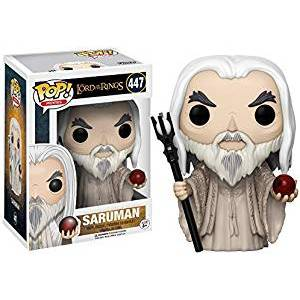 Funko Pop - Movies - Lord of the Rings - Saruman - 447