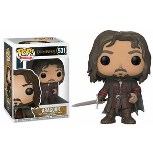 Funko Pop - Movies - Lord of the Rings - Aragorn - 531