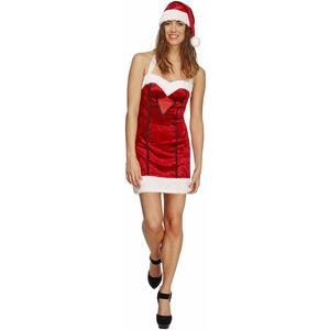 Fever - Costume Donna Natale - Small