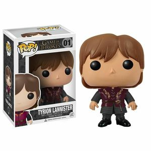 Funko Pop - Rides - Games of Thrones - Tyrion Lannister - 01