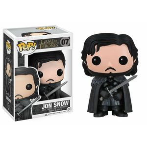 Funko Pop - Rides - Game of Thrones - Jon Snow - 07