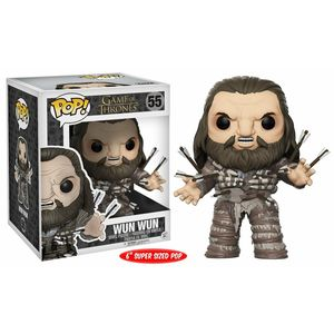 Funko Pop - Rides - Game of Thrones - Wun Wun - 2222
