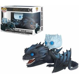 Funko Pop - Rides - Game of Thrones - Night King & Icy Viserion - 58