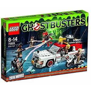 LEGO Ghostbusters 75828 - Set Costruzioni Ecto 1 & 2