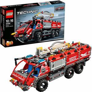Lego Technic- Veicolo di Soccorso Aeroportuale, 42068