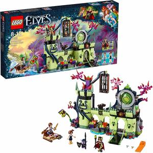 Lego Elves 41188 Evasione dalla Fortezza del Re dei Goblin