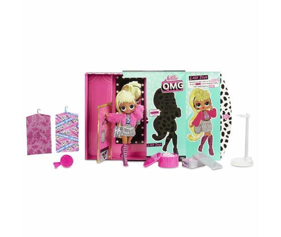 Giochi Preziosi - LOL - OMG - Top Secret Fashion Doll Diva Bambola