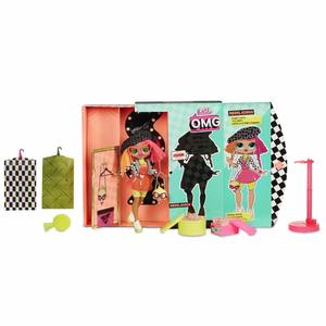 Giochi Preziosi - LOL - OMG -Top Secret Fashion Doll Neon QT Bambola