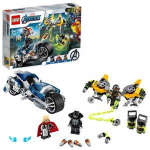 LEGO AVENGERS 76142