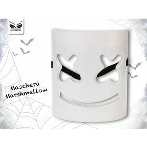 Maschera in plastica rigida Fortnite Marshmello