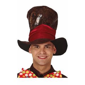 Guirca - Cappello con capelli da Cappellaio Matto
