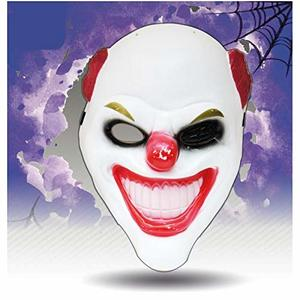 mood - Maschera rigida Clown Horror