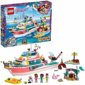 LEGO FRIENDS  41381 - Motoscafo di salvataggio