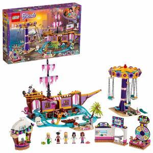 LEGO Friends 41375 - Il Molo dei Divertimenti di Heartlake City
