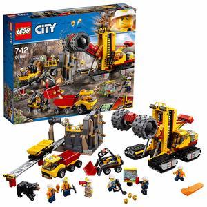 LEGO City - Macchine da Miniera 60188