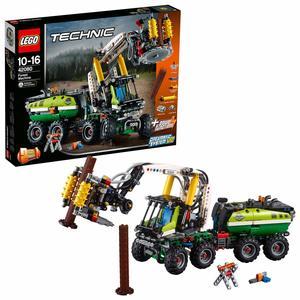 LEGO Technic 42080 Macchina forestale