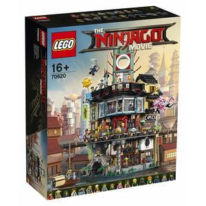 LEGO NINJAGO MOVIE 70620 - CITY