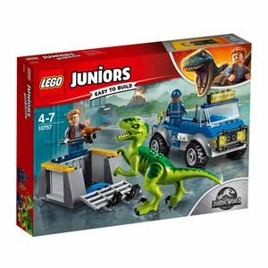 LEGO 10757 – Camion per il soccorso di Velociraptor