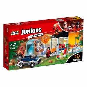 LEGO 10761 – La grande fuga dalla casa