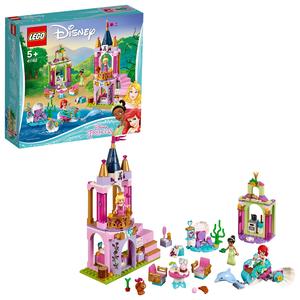 LEGO 41162 – I festeggiamenti reali di Ariel, Aurora e Tiana