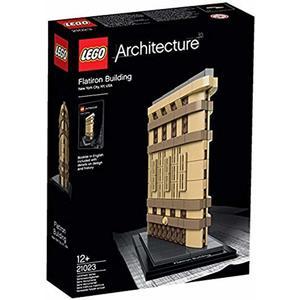 LEGO 21023 - Grattacielo Flatiron