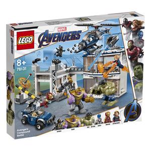 LEGO 76131 -  Avengers - Battaglia nel Quartier Generale