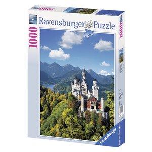 Ravensburger 15755 Neuschwanstein in autunno Puzzle 1000 pezzi Foto & Paesaggi