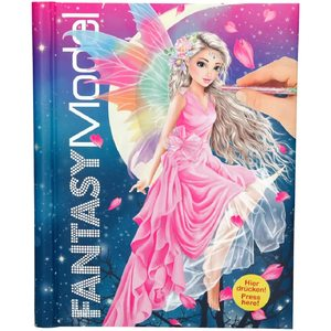 Top Model - Album da COLORARE Fantasy - LUCI E Suoni