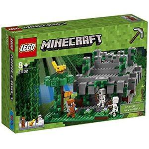 LEGO 21132 - Minecraft - Il Tempio nella Giungla