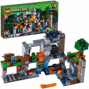 Lego 21147 - Minecraft - Avventure con la Bedrock