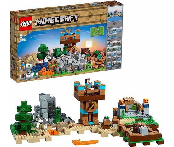 LEGO 21135 - Minecraft - Crafting Box